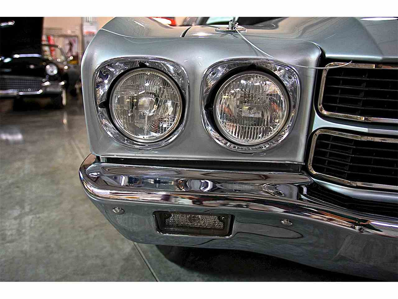 Large Picture of '70 Chevrolet Chevelle SS Offered by a Private Seller - L41W