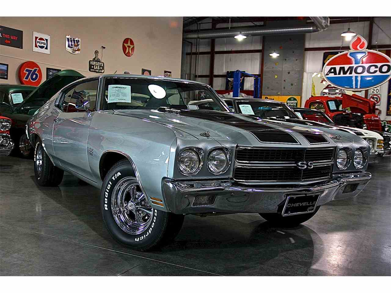 Large Picture of Classic '70 Chevelle SS - $92,000.00 - L41W