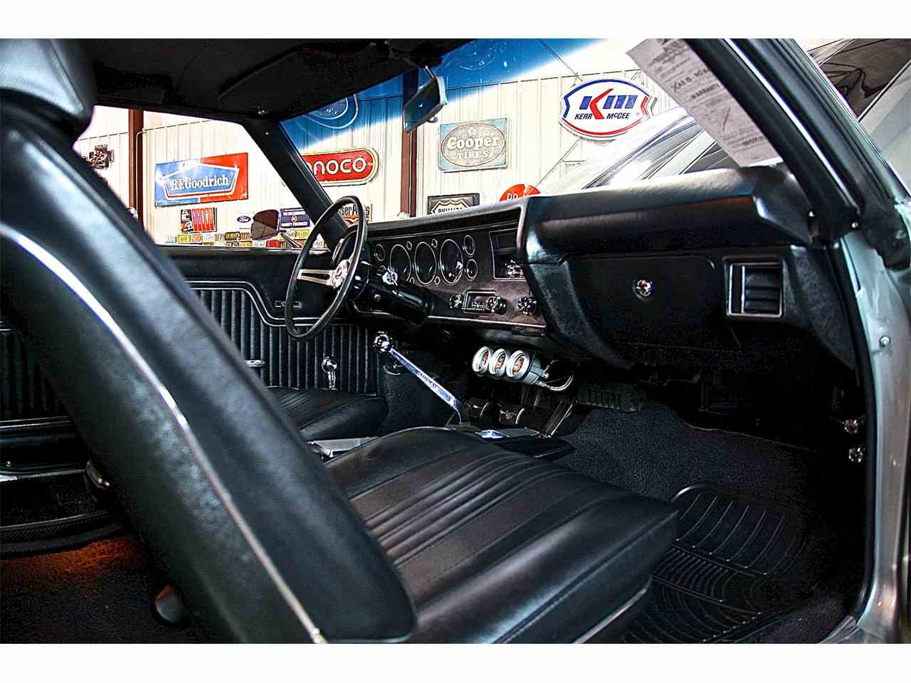 Large Picture of 1970 Chevrolet Chevelle SS - L41W