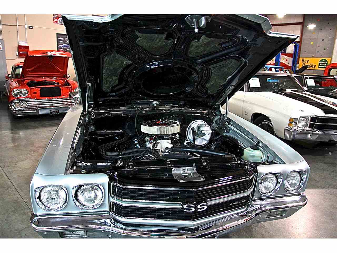 Large Picture of Classic 1970 Chevrolet Chevelle SS located in Fort Lauderdale Florida - L41W