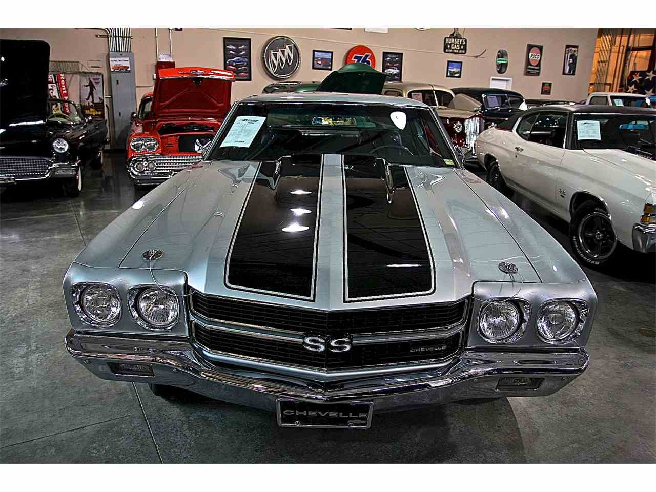 Large Picture of Classic '70 Chevrolet Chevelle SS - L41W
