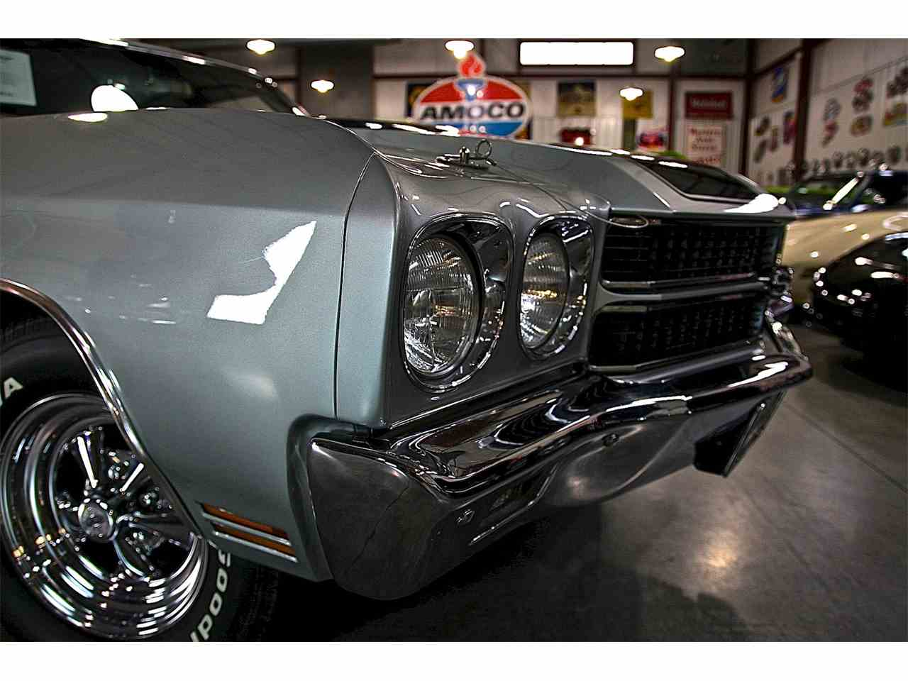 Large Picture of '70 Chevrolet Chevelle SS located in Fort Lauderdale Florida Offered by a Private Seller - L41W