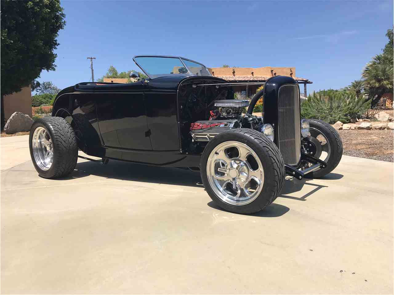 Large Picture of 1932 Ford Roadster located in orange California - $43,500.00 Offered by Classic Car Marketing, Inc. - L424