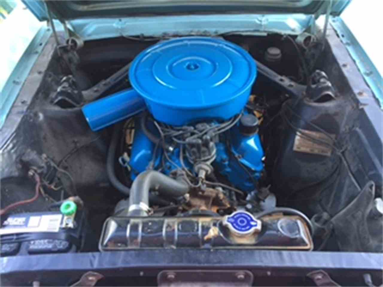Large Picture of '66 Mustang - L425