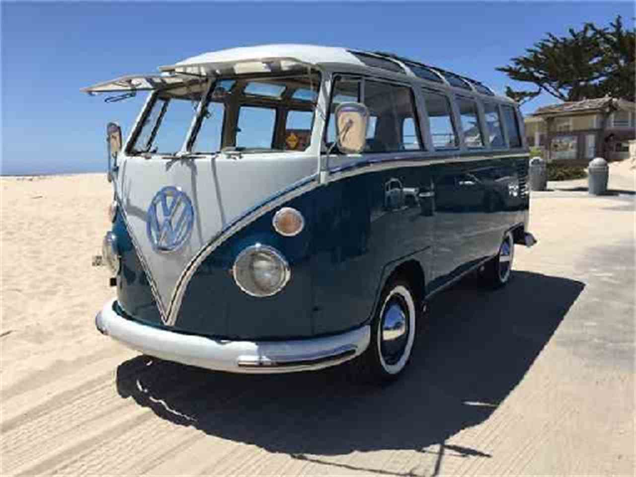 1966 volkswagen bus for sale cc 985039 for 1966 21 window vw bus