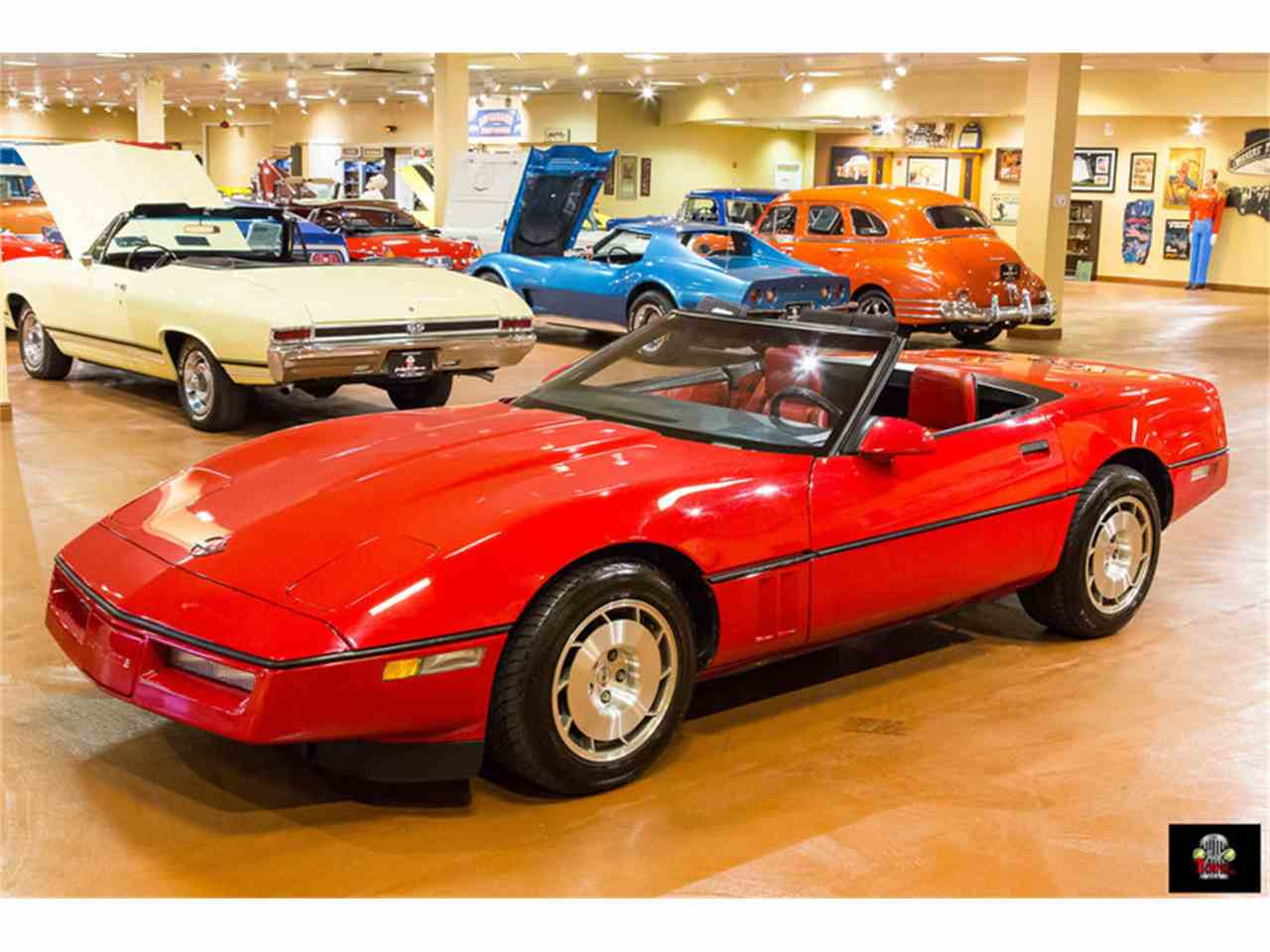 Large Picture of '86 Corvette - L42C