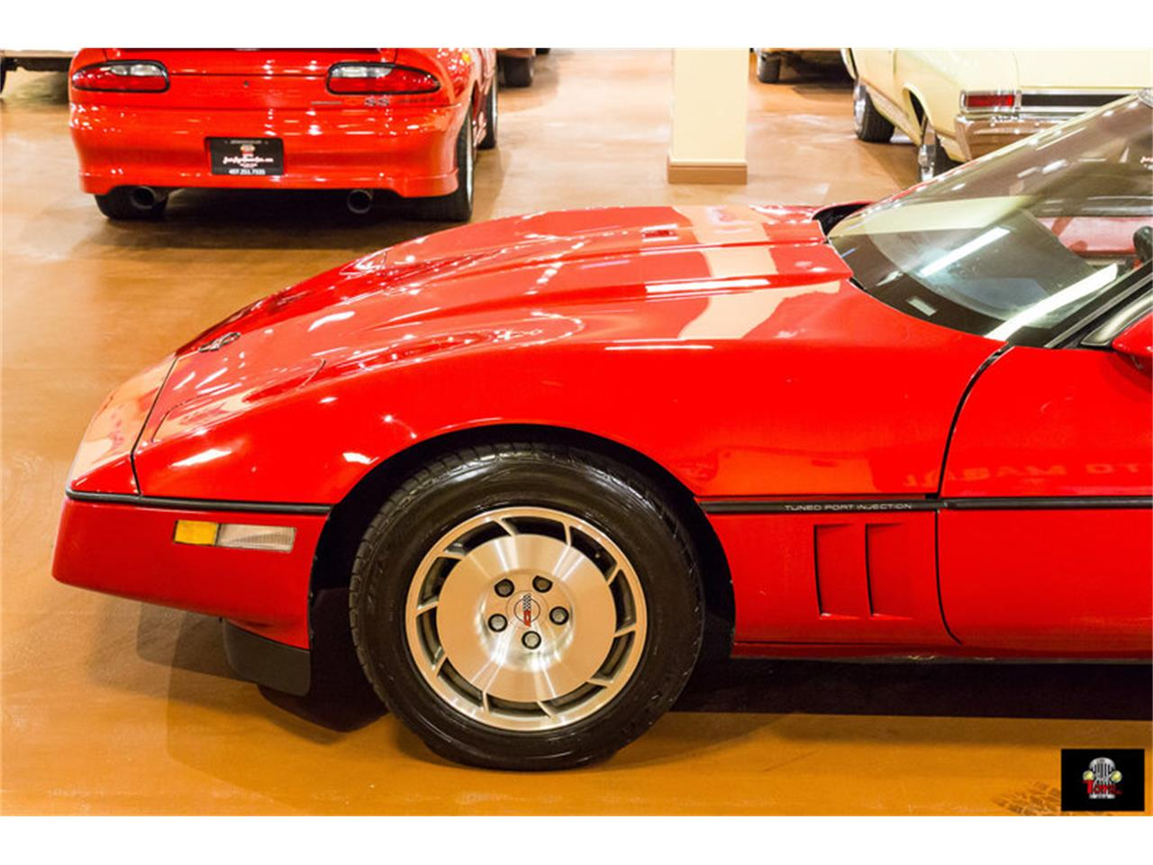 Large Picture of '86 Corvette - L42C