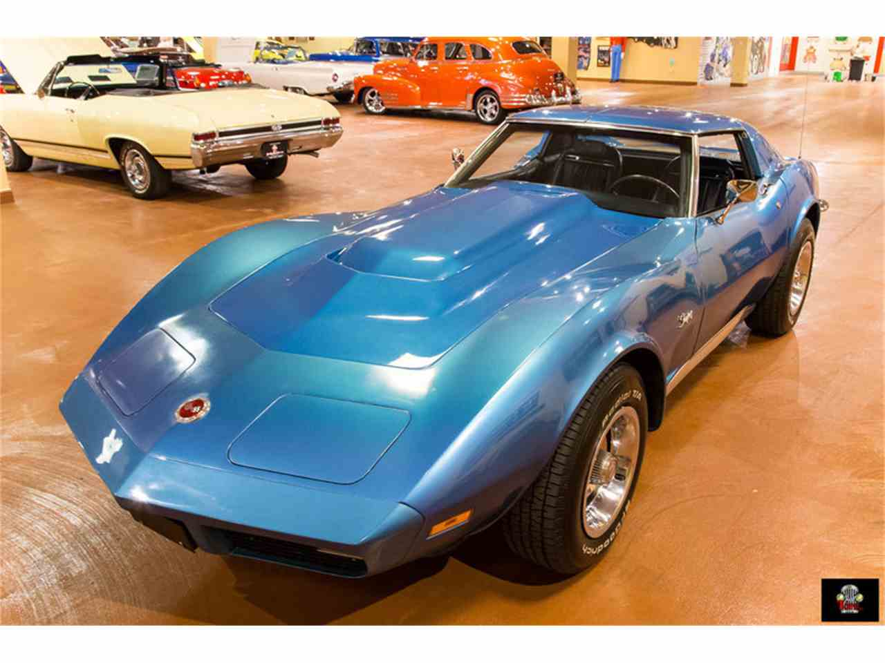 Large Picture of '73 Corvette - L42D