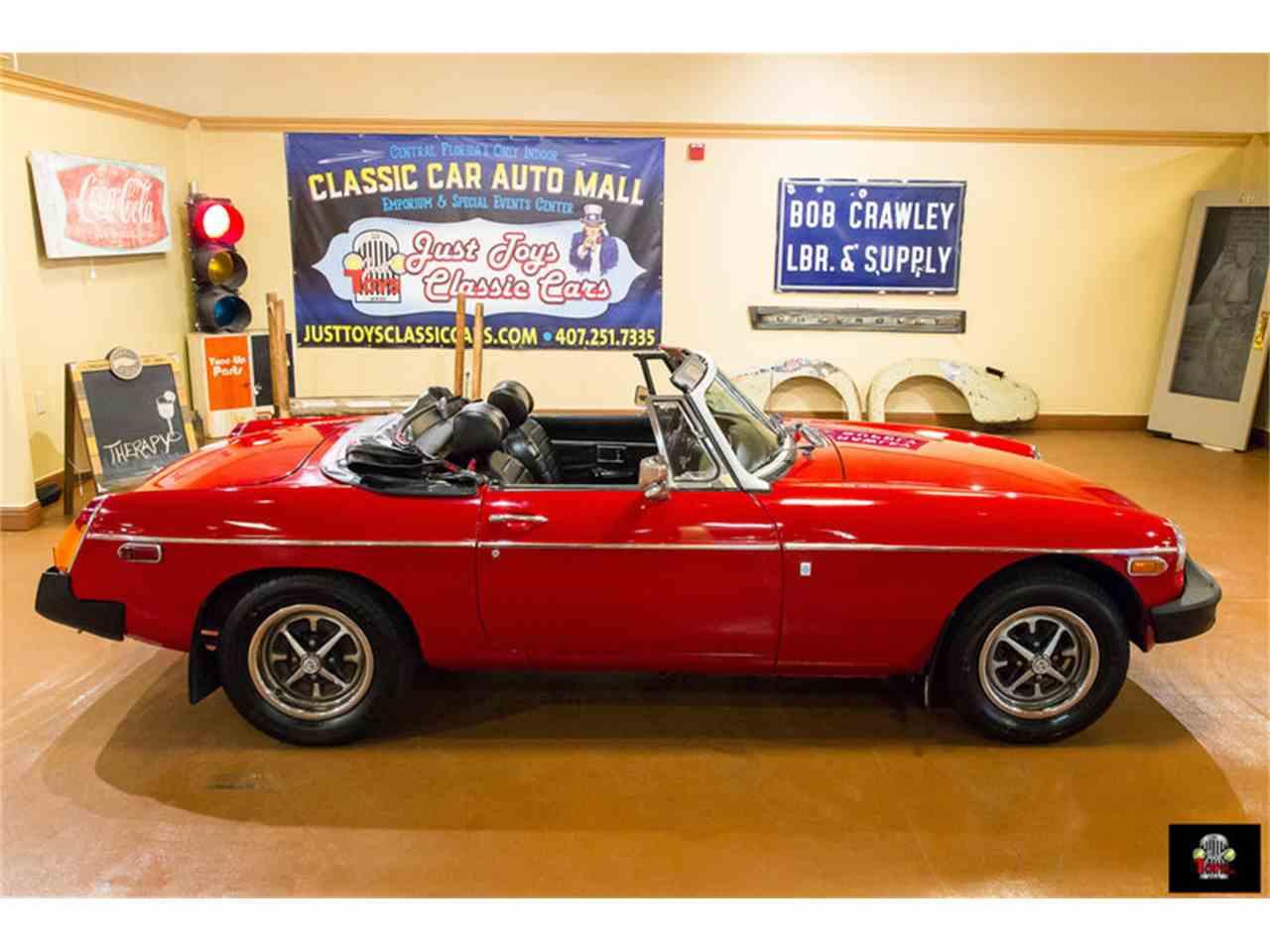 1975 MG MGB for Sale | ClassicCars.com | CC-985047