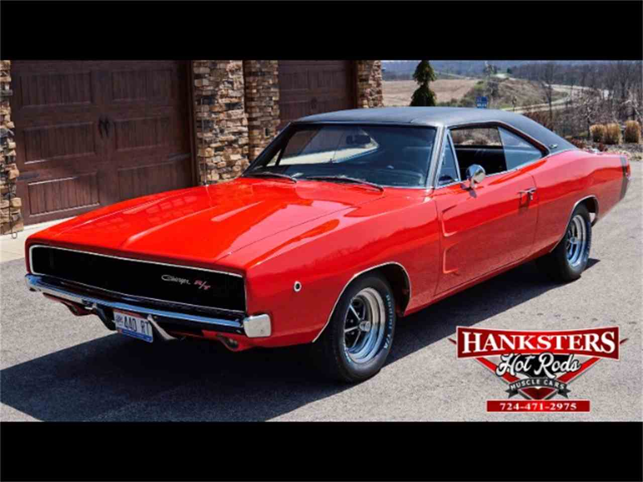 1968 Dodge Charger for Sale   ClassicCars.com   CC-985051