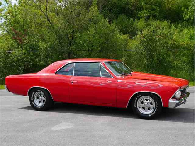 Picture of 1966 Chevrolet Chevelle located in Alsip Illinois Offered by  - L43K