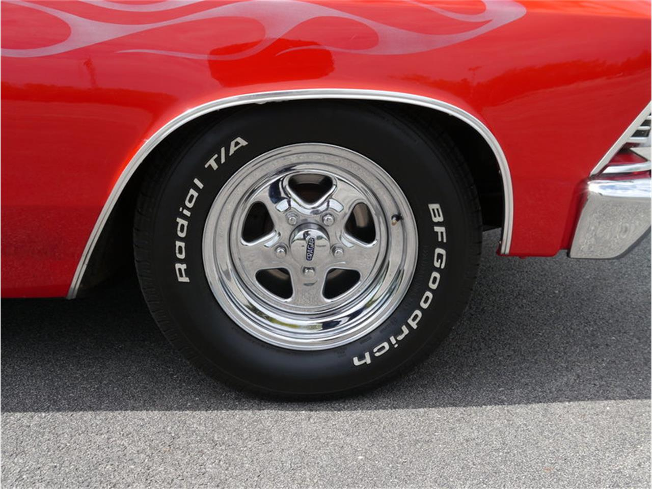 Large Picture of '66 Chevelle - L43K