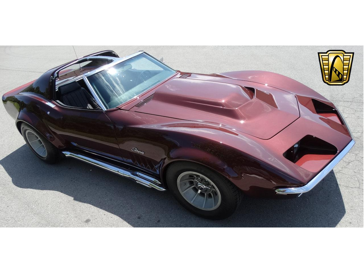 Large Picture of '69 Corvette - L44C