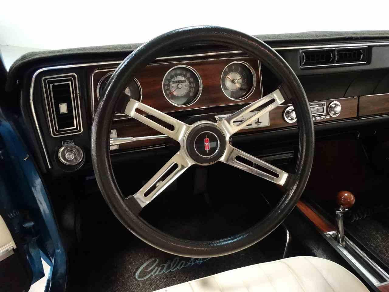 Large Picture of '72 Cutlass - L44D