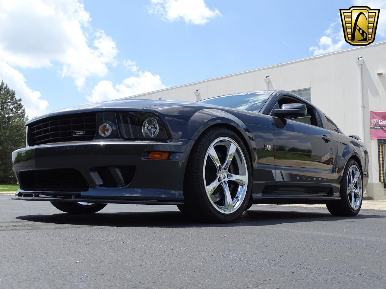 Large Picture of '07 Mustang - L44E