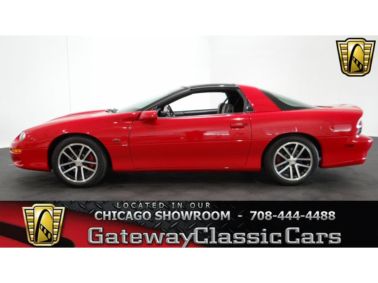Large Picture of 2002 Camaro located in Illinois Offered by Gateway Classic Cars - Chicago - L44H