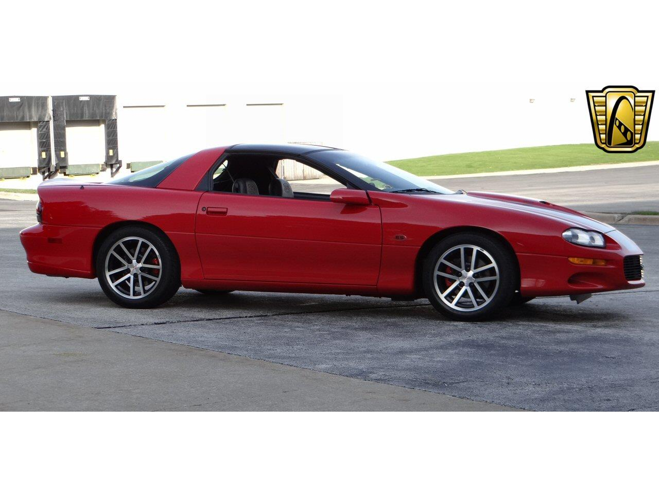Large Picture of '02 Camaro located in Illinois - L44H