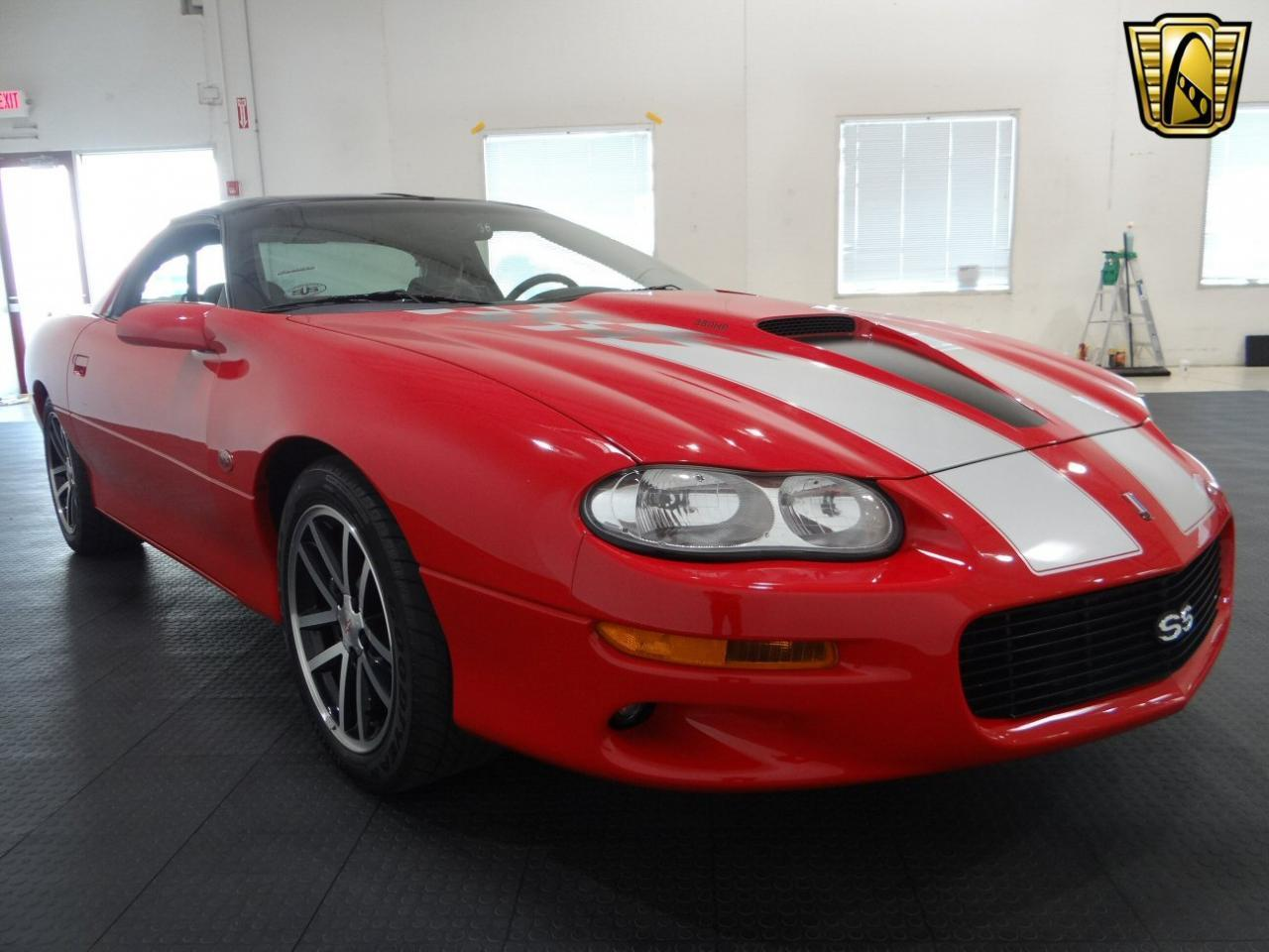 Large Picture of 2002 Chevrolet Camaro Offered by Gateway Classic Cars - Chicago - L44H
