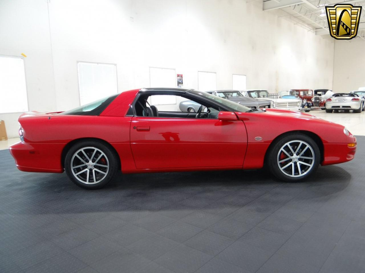 Large Picture of 2002 Chevrolet Camaro - $25,995.00 Offered by Gateway Classic Cars - Chicago - L44H