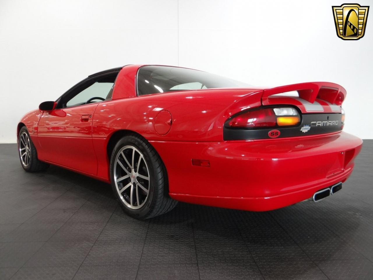 Large Picture of 2002 Camaro located in Illinois - $25,995.00 Offered by Gateway Classic Cars - Chicago - L44H