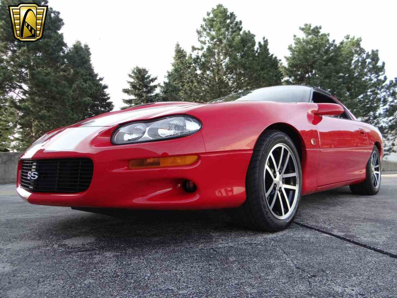Large Picture of '02 Camaro - L44H