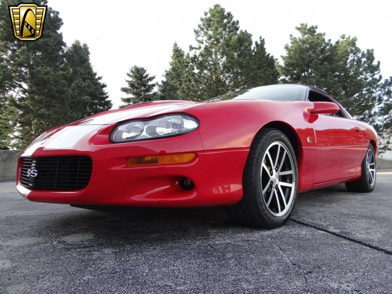 Large Picture of '02 Camaro located in Illinois Offered by Gateway Classic Cars - Chicago - L44H