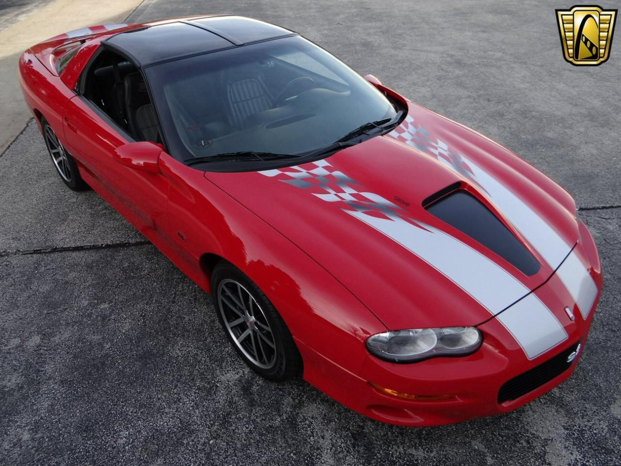 Large Picture of 2002 Camaro - $25,995.00 Offered by Gateway Classic Cars - Chicago - L44H