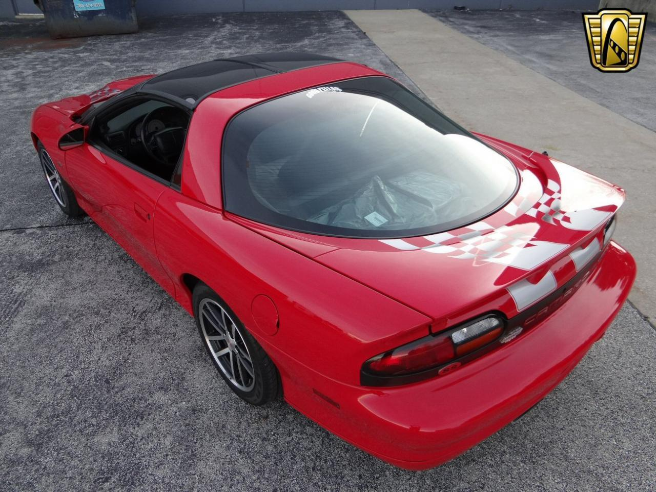 Large Picture of '02 Chevrolet Camaro - $25,995.00 Offered by Gateway Classic Cars - Chicago - L44H