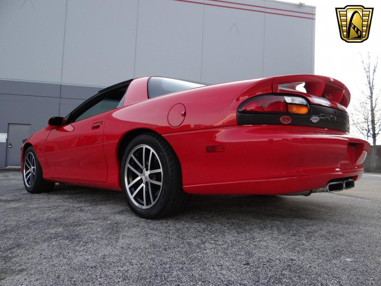 Large Picture of 2002 Chevrolet Camaro located in Illinois Offered by Gateway Classic Cars - Chicago - L44H