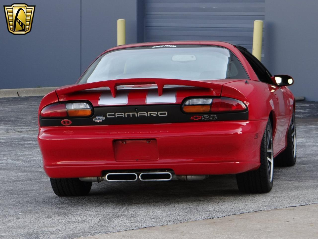 Large Picture of 2002 Camaro Offered by Gateway Classic Cars - Chicago - L44H