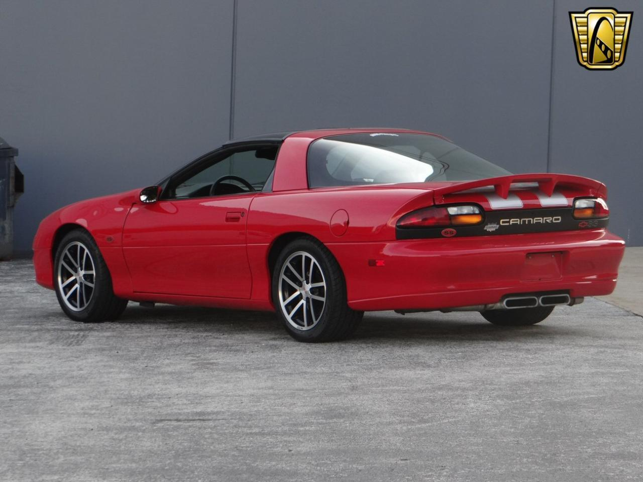 Large Picture of '02 Camaro Offered by Gateway Classic Cars - Chicago - L44H
