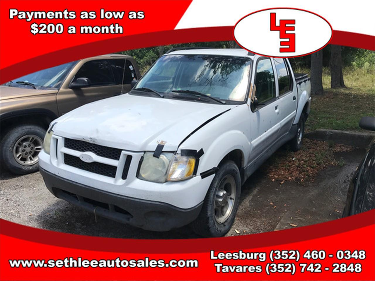 Large Picture of '04 Explorer - L44N