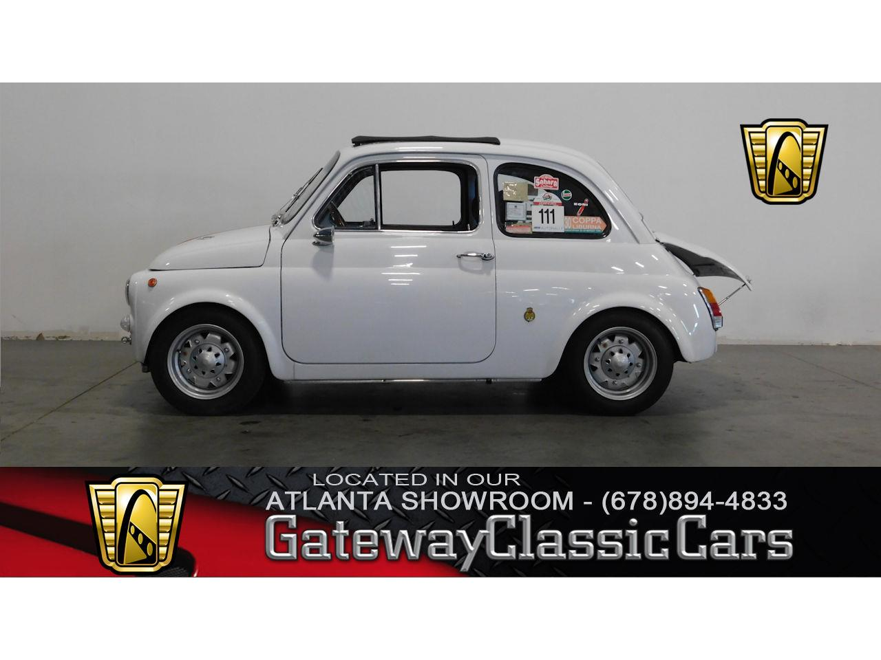 Large Picture of '70 Fiat Abarth Offered by Gateway Classic Cars - Atlanta - L44S