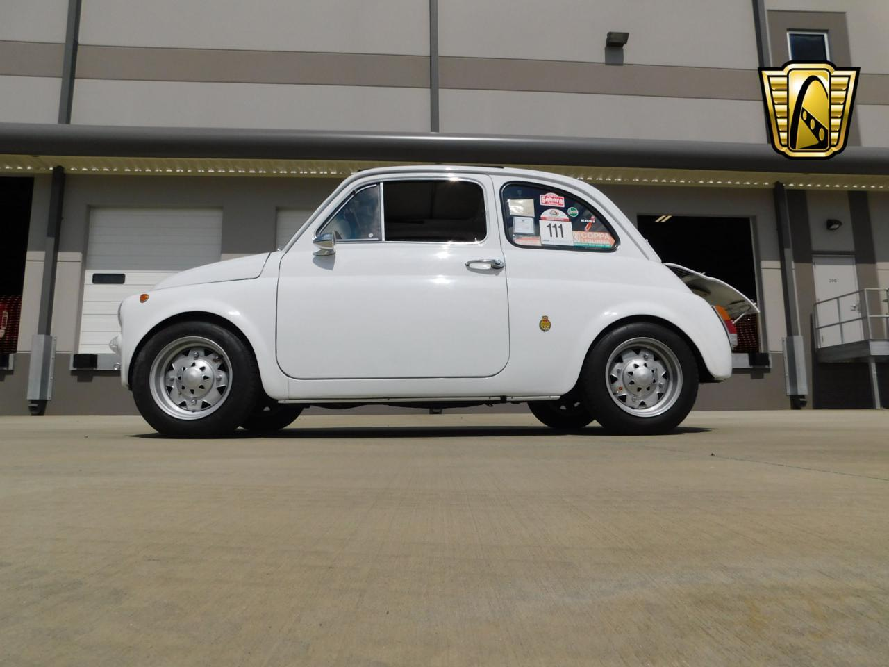 Large Picture of 1970 Fiat Abarth - $45,995.00 - L44S