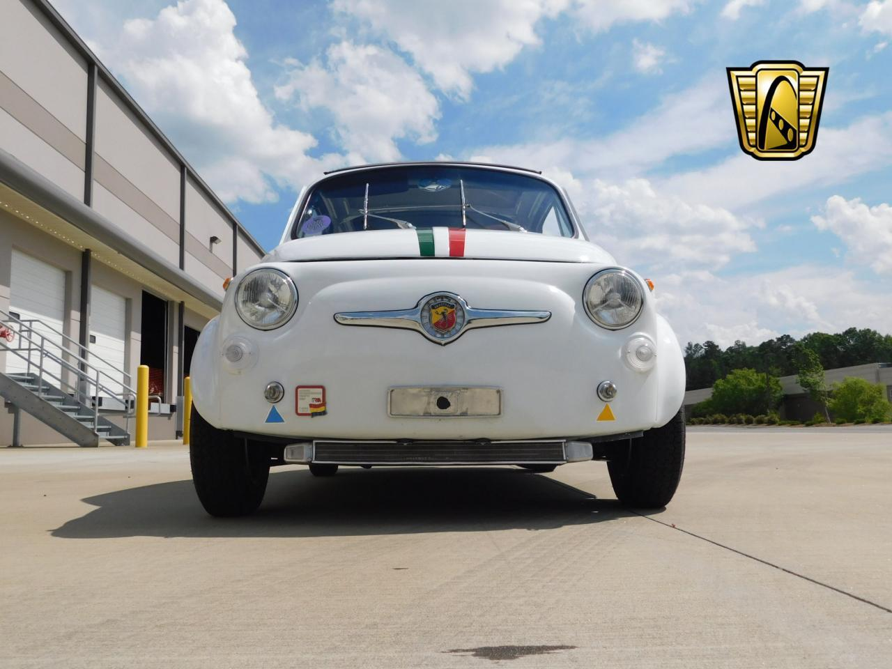 Large Picture of 1970 Abarth located in Alpharetta Georgia - L44S