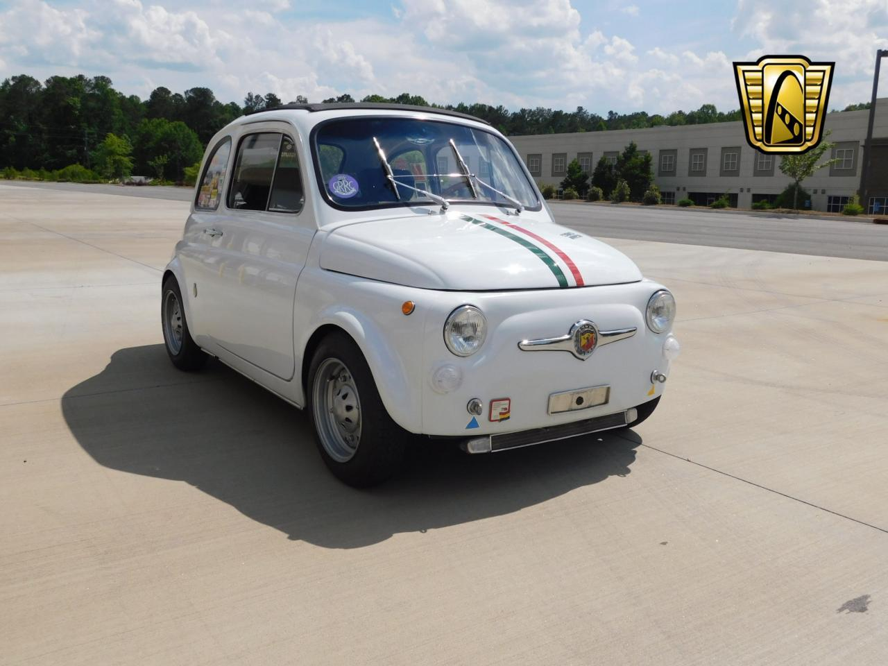 Large Picture of Classic '70 Fiat Abarth - $45,995.00 - L44S