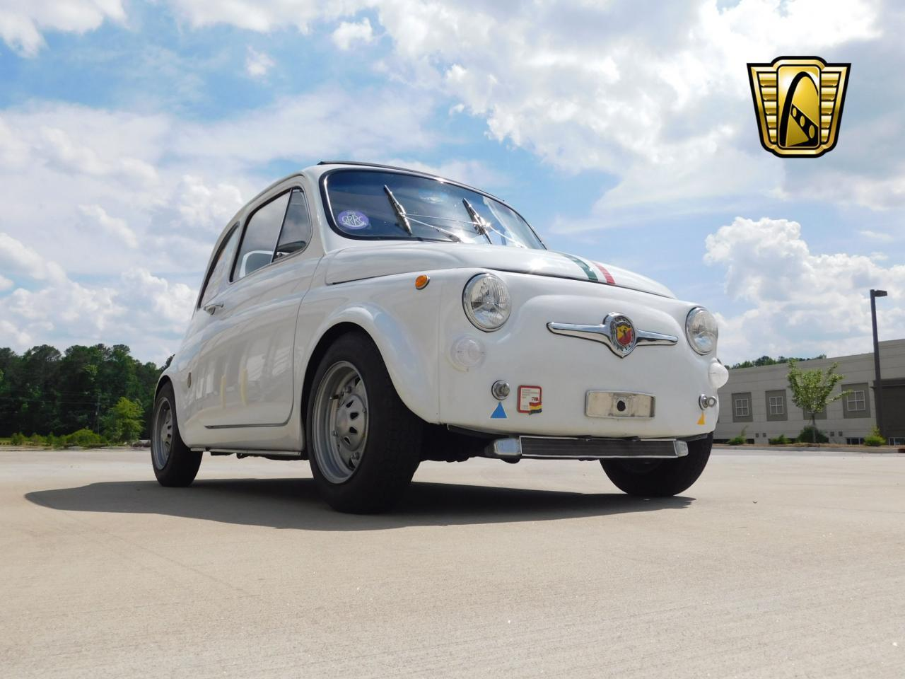 Large Picture of '70 Abarth - $45,995.00 Offered by Gateway Classic Cars - Atlanta - L44S