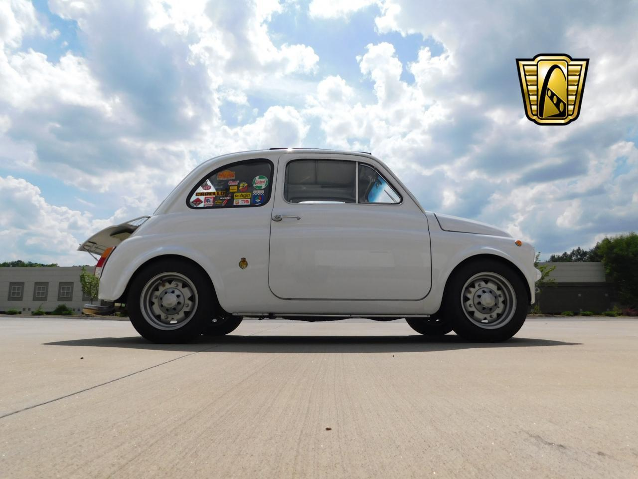 Large Picture of Classic '70 Abarth located in Alpharetta Georgia - $45,995.00 - L44S