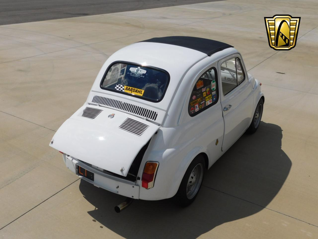 Large Picture of 1970 Abarth located in Alpharetta Georgia Offered by Gateway Classic Cars - Atlanta - L44S