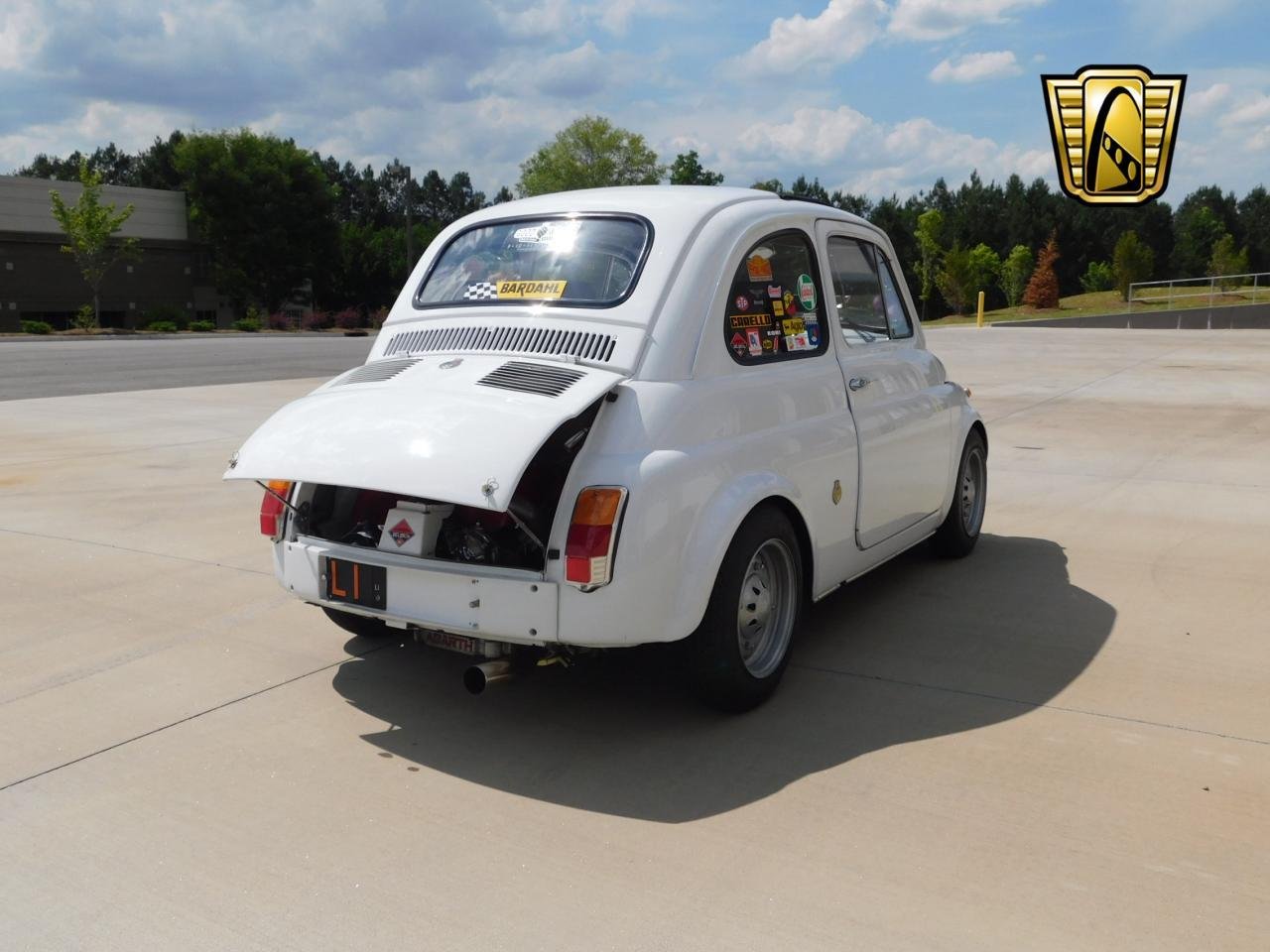 Large Picture of Classic '70 Fiat Abarth located in Georgia - $45,995.00 - L44S
