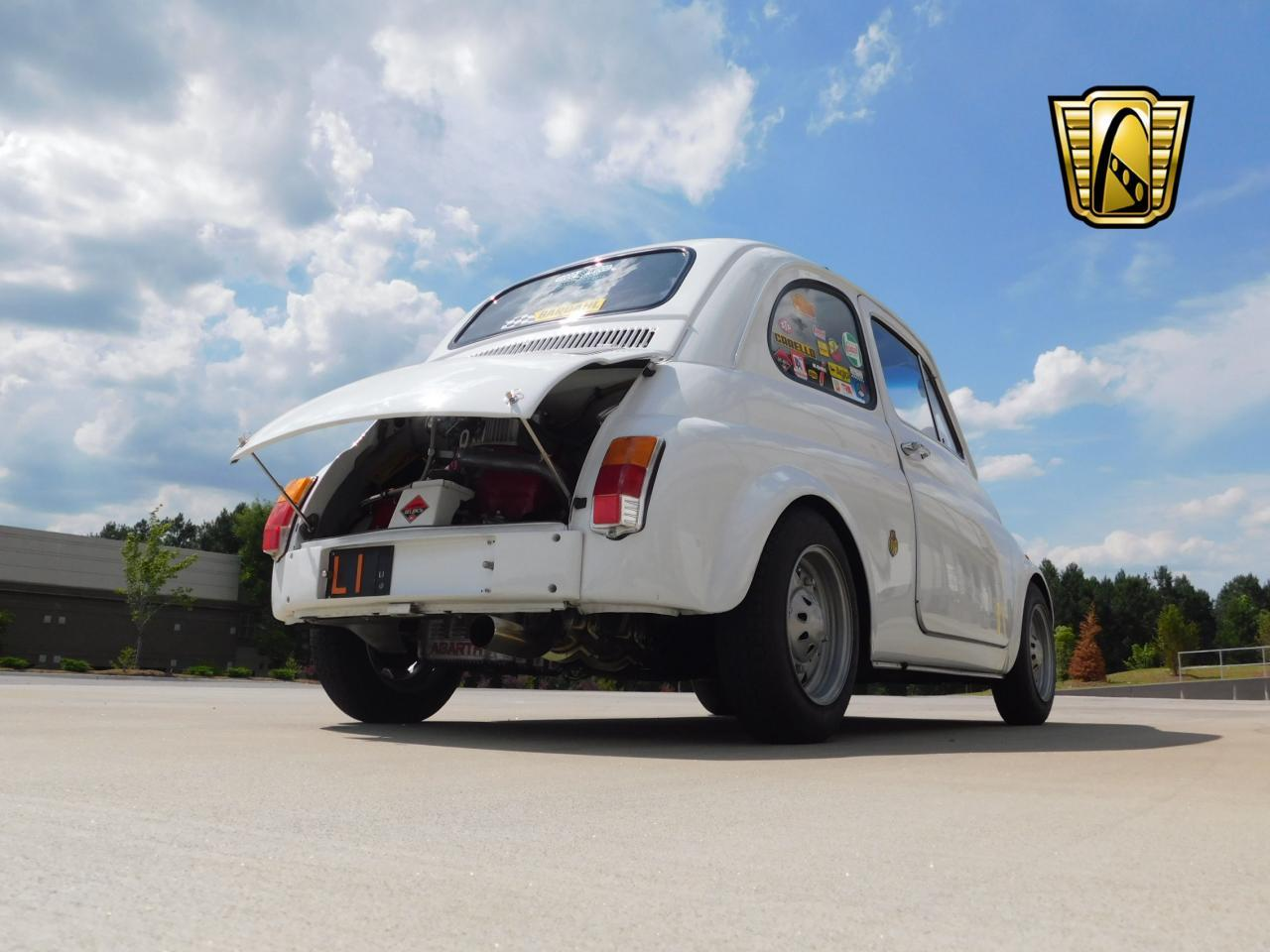 Large Picture of '70 Fiat Abarth located in Georgia Offered by Gateway Classic Cars - Atlanta - L44S