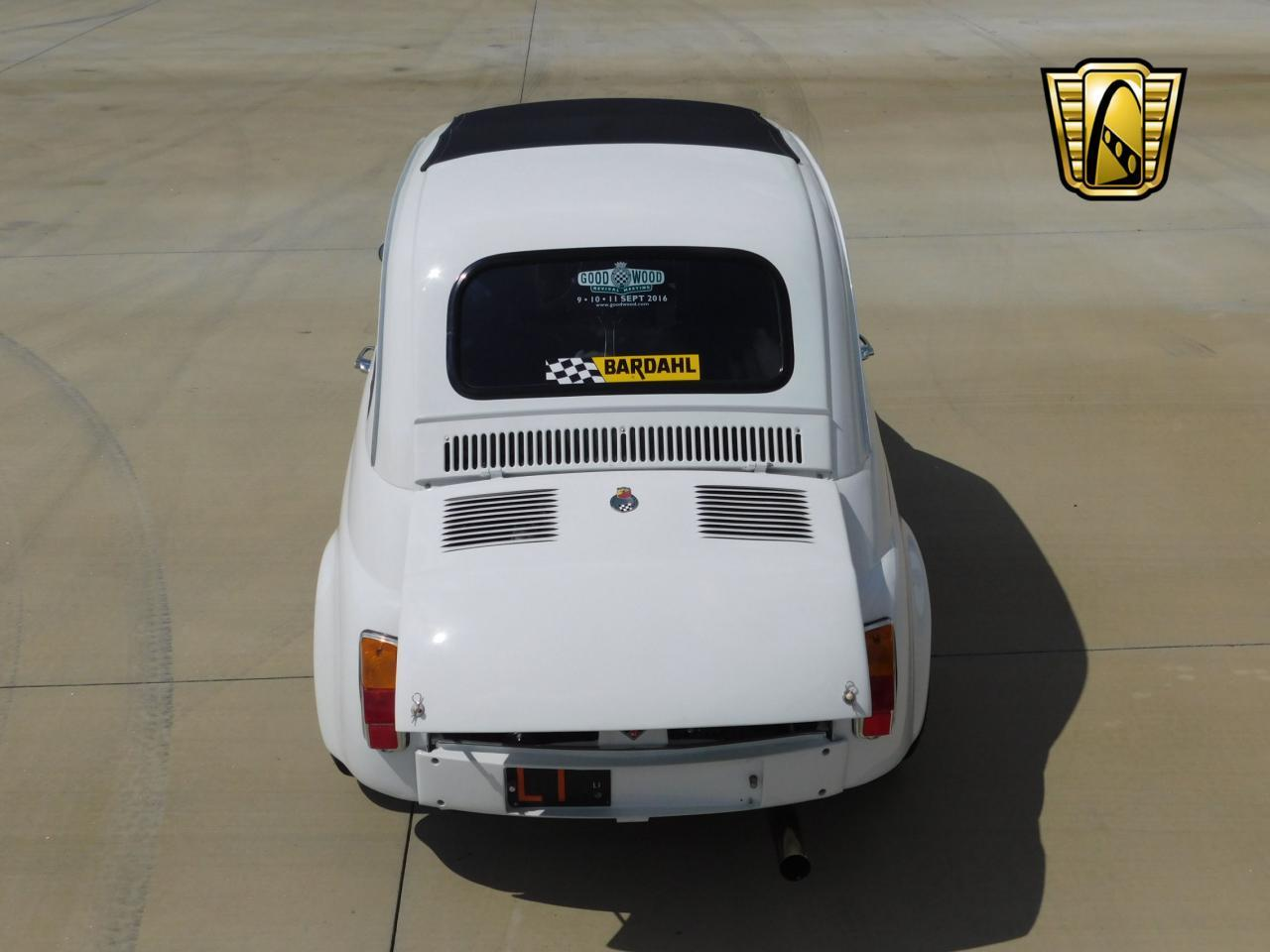 Large Picture of Classic 1970 Fiat Abarth located in Georgia - $45,995.00 - L44S