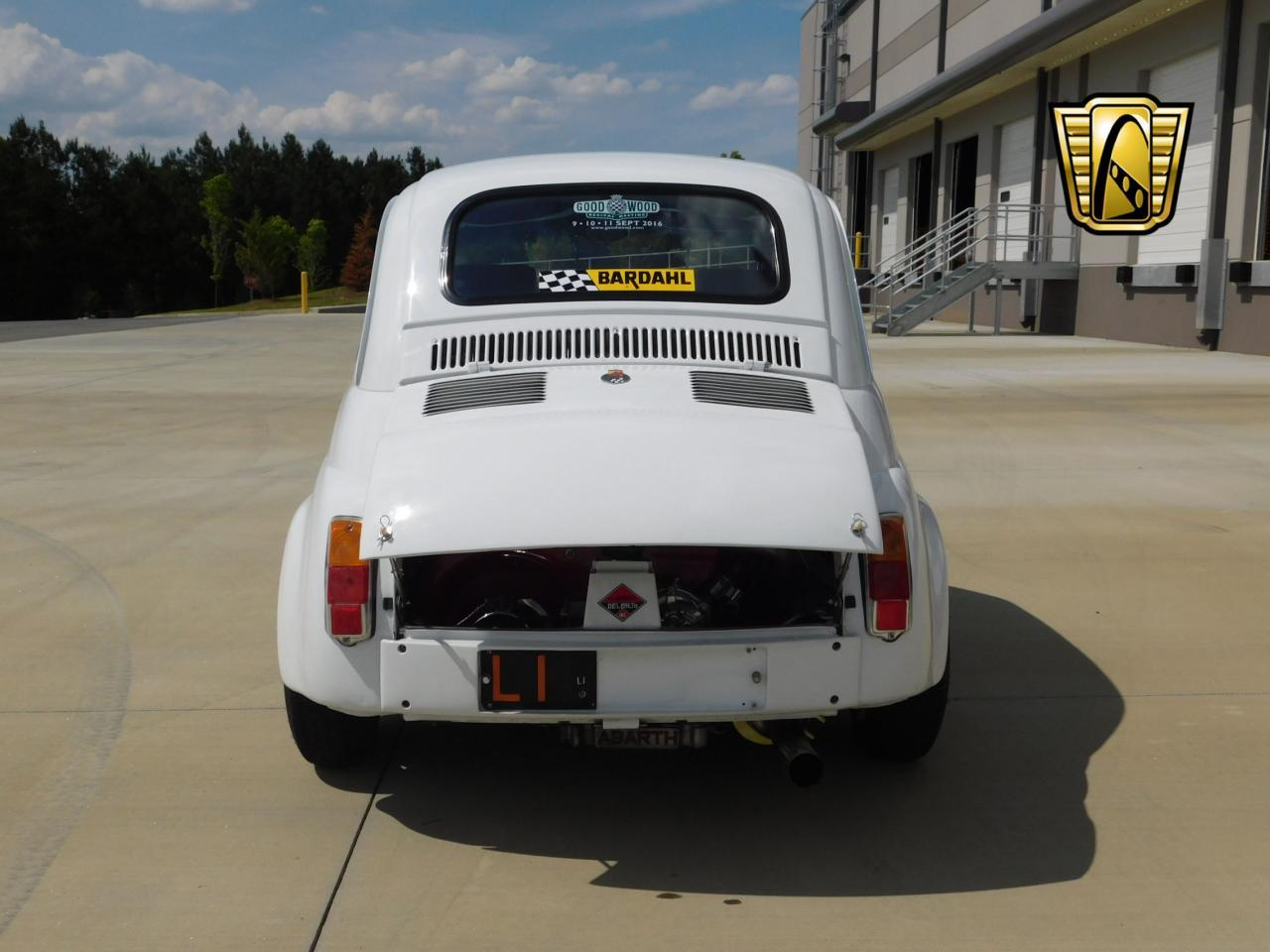 Large Picture of Classic '70 Abarth located in Alpharetta Georgia Offered by Gateway Classic Cars - Atlanta - L44S