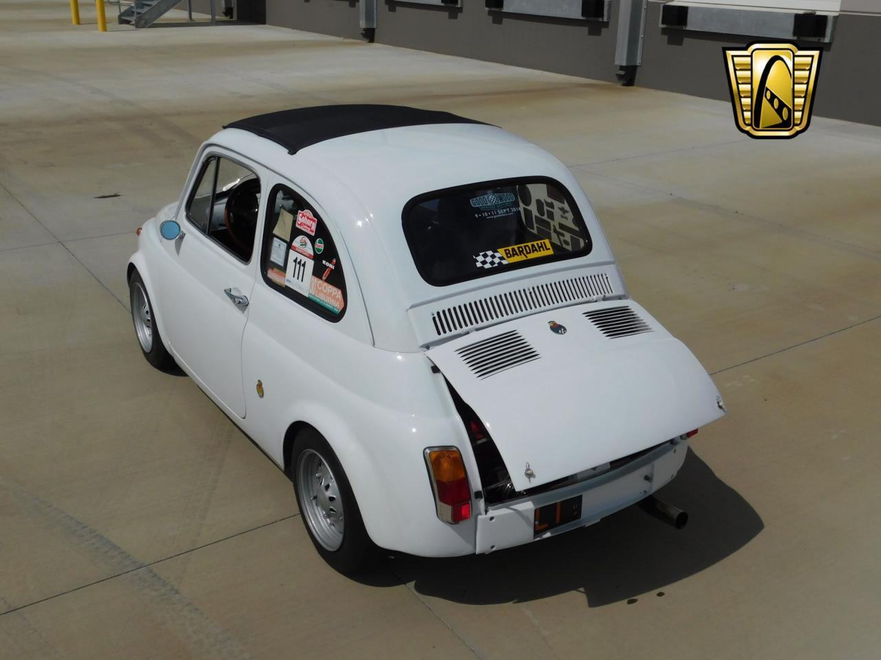 Large Picture of Classic '70 Fiat Abarth located in Georgia - $45,995.00 Offered by Gateway Classic Cars - Atlanta - L44S