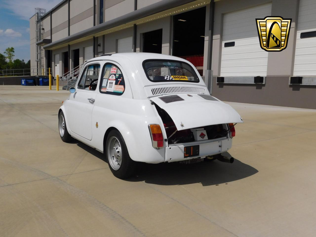 Large Picture of Classic '70 Abarth located in Georgia - $45,995.00 - L44S