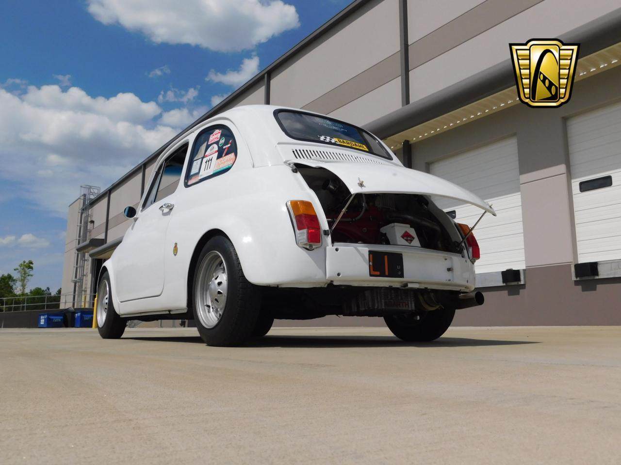 Large Picture of Classic 1970 Abarth - $45,995.00 - L44S