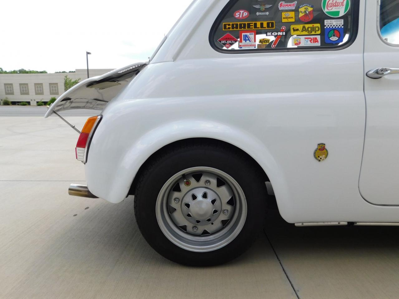 Large Picture of '70 Fiat Abarth - L44S
