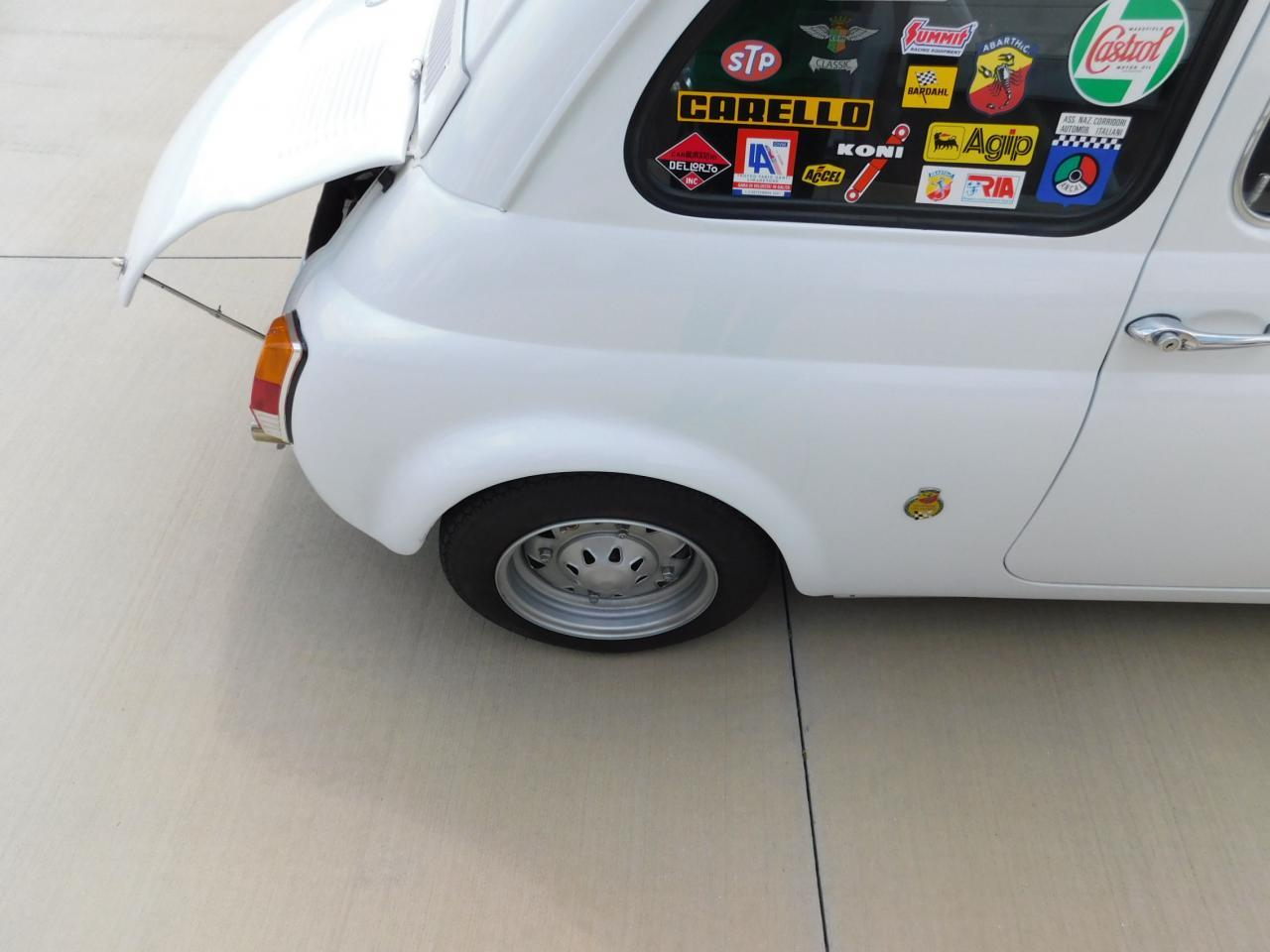 Large Picture of Classic '70 Fiat Abarth Offered by Gateway Classic Cars - Atlanta - L44S
