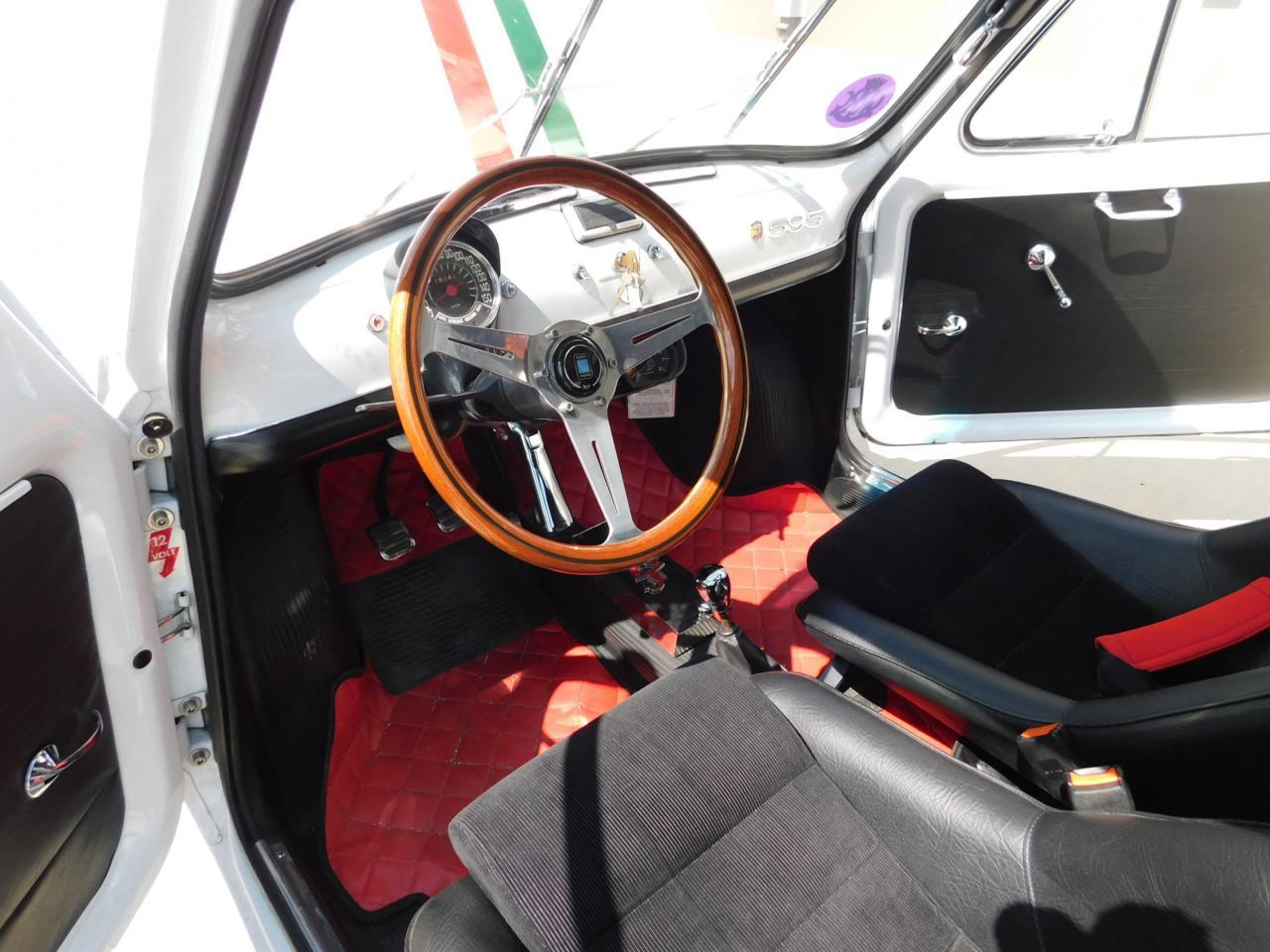 Large Picture of Classic 1970 Fiat Abarth - $45,995.00 Offered by Gateway Classic Cars - Atlanta - L44S