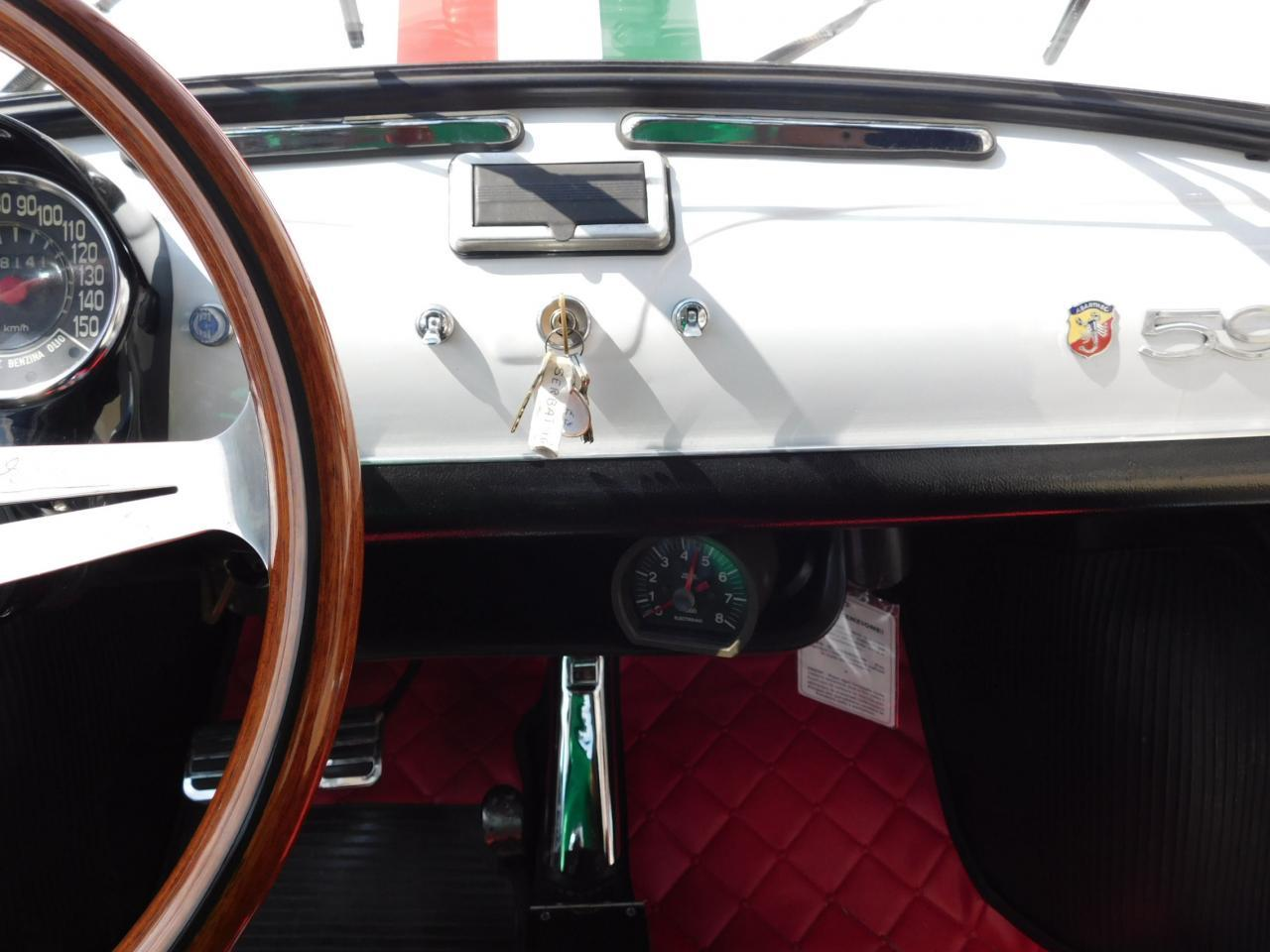 Large Picture of Classic 1970 Abarth - L44S